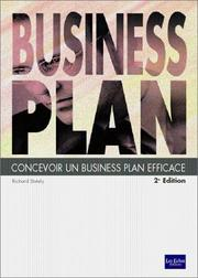 Cover of: Business Plan