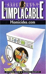 Cover of: Implacable homicides.com