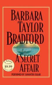 Cover of: A Secret Affair Low Price