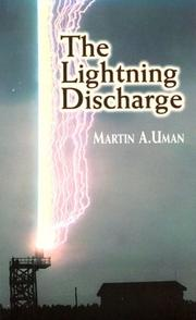 Cover of: The lightning discharge