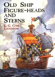 Cover of: Old Ship Figure-Heads and Sterns | L. G. Carr Laughton