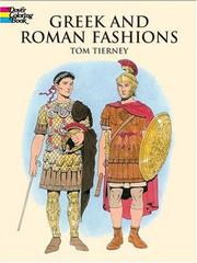 Cover of: Greek and Roman Fashions