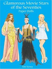 Cover of: Glamorous Movie Stars of the Seventies Paper Dolls