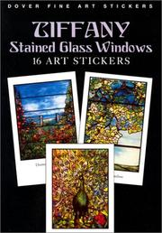 Cover of: Tiffany Stained Glass Windows