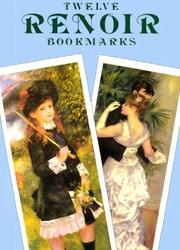 Cover of: Twelve Renoir Bookmarks (Small-Format Bookmarks)