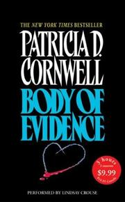 Cover of: Body of Evidence