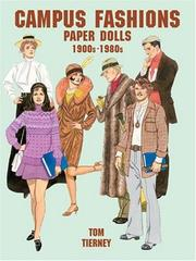 Cover of: Campus Fashions Paper Dolls