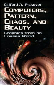Cover of: Computers, Pattern, Chaos and Beauty
