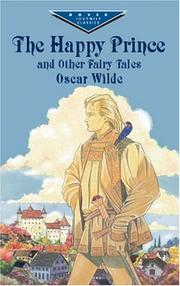 Cover of: The Happy Prince and other fairy tales