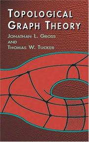 Cover of: Topological graph theory