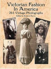 Cover of: Victorian Fashion in America