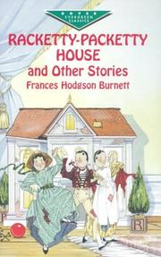 Cover of: Racketty-packetty house and other stories