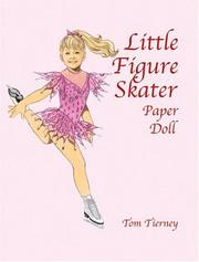 Cover of: Little Figure Skater Paper Doll