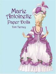 Cover of: Marie Antoinette Paper Dolls
