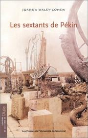 Cover of: Les Sextants de Pékin