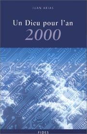 Cover of: Un dieu pour l'an 2000