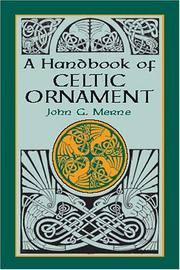 A handbook of Celtic ornament by John G. Merne
