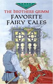 Cover of: Favorite fairy tales