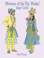 Cover of: Mumtaz of the Taj Mahal Paper Dolls