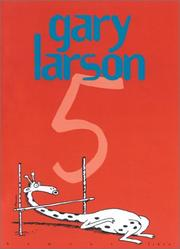 Cover of: Gary Larson, tome 5