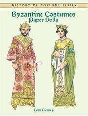 Cover of: Byzantine Costumes Paper Dolls