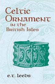 Cover of: Celtic Ornament in the British Isles | E.T. Leeds
