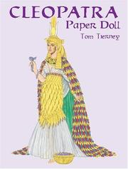 Cover of: Cleopatra Paper Doll (Paper Dolls)