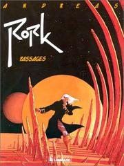 Cover of: Rork. Passages
