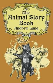 Cover of: The animal story book