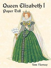 Cover of: Queen Elizabeth I Paper Doll (Paper Dolls)