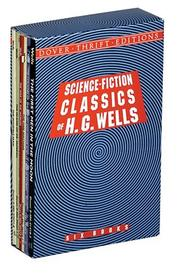 Cover of: Science-Fiction Classics of H.G. Wells
