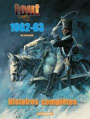 Cover of: Tout Vance - Histoires Completes: 1962-1963