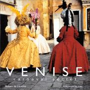 Cover of: Venise