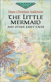 Cover of: The little mermaid and other fairy tales