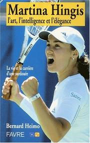Cover of: Martina Hingis