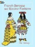 Cover of: French Baroque and Rococo Fashions