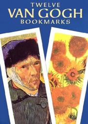 Cover of: Twelve Van Gogh Bookmarks (Small-Format Bookmarks)