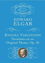 Cover of: Enigma variations