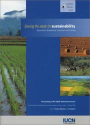 Cover of: Sowing the Seeds for Sustainability | Rachel Wiseman