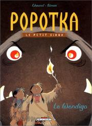 Cover of: Popotka, le petit sioux, tome 2  by David Chauvel, Fred Simon