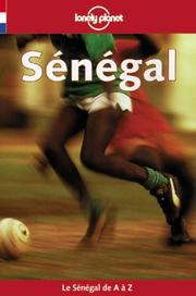 Cover of: Lonely Planet Senegal