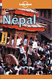 Cover of: Lonely Planet Npal/Nepal