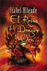 Cover of: Reino del Dragon de Oro, El