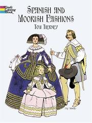 Cover of: Spanish and Moorish Fashions