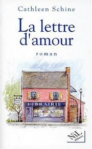Cover of: La lettre d'amour