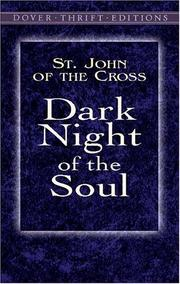 Noche oscura del alma by John of the Cross, John of the Cross Saint