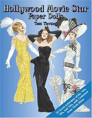 Cover of: Hollywood Movie Star Paper Dolls