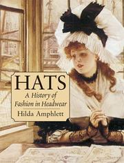 Cover of: Hats | Hilda Amphlett