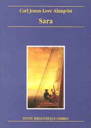 Cover of: Sara
