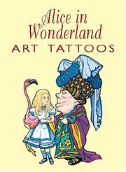 Cover of: Alice in Wonderland Tattoos